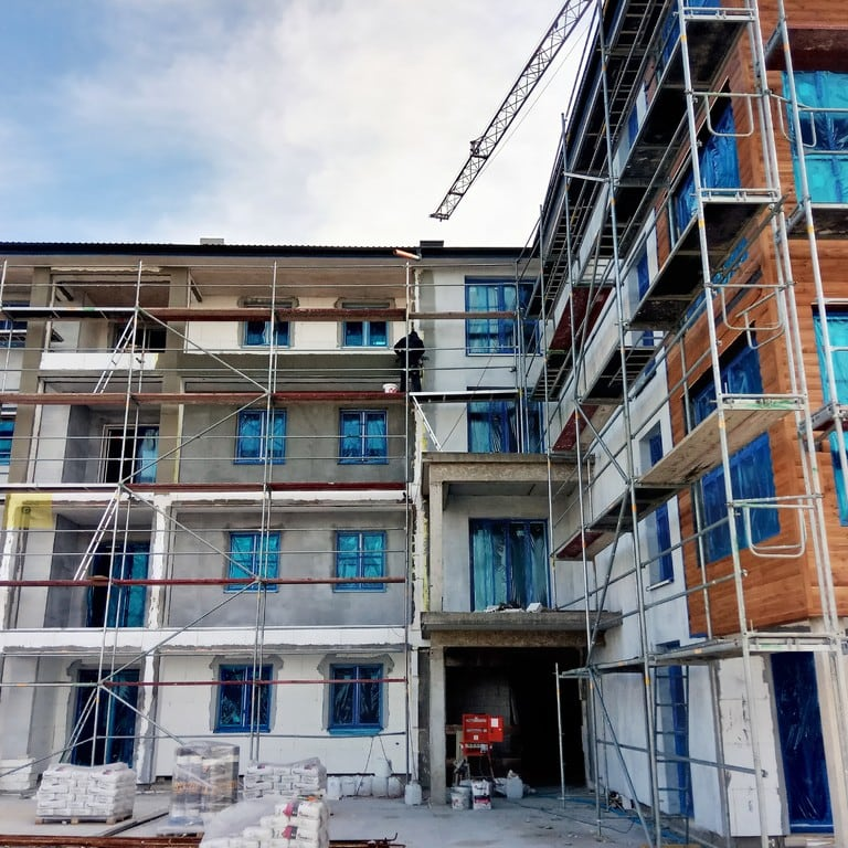 Stan budowy na dzień 01.03.2019