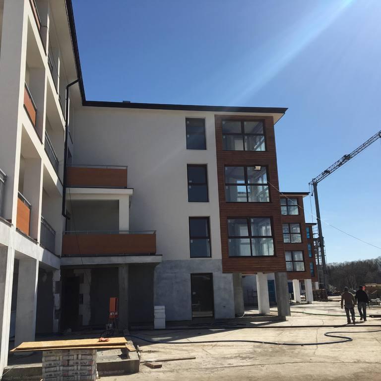 Stan budowy na dzień 01.04.2019