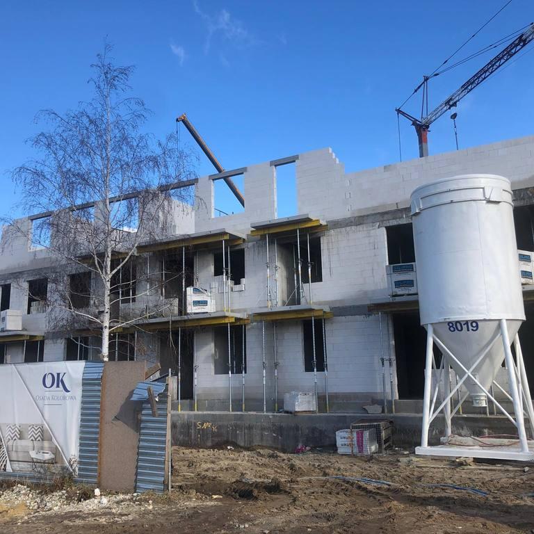 Stan budowy na dzień 02.01.2019 r.