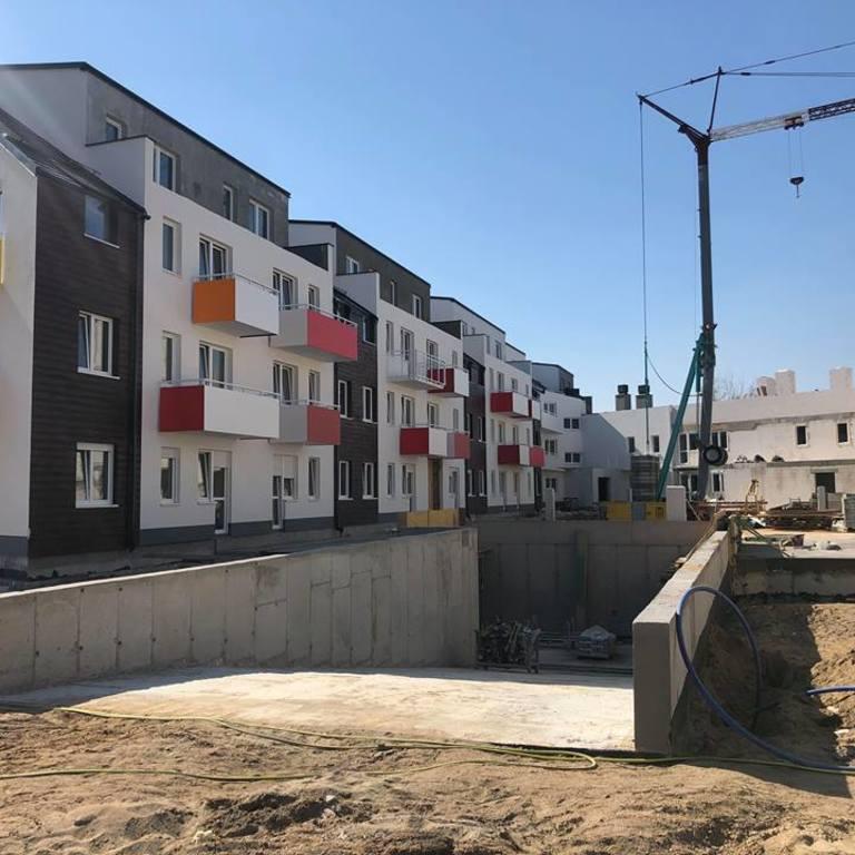 Stan budowy na dzień 01.04.2019 r.
