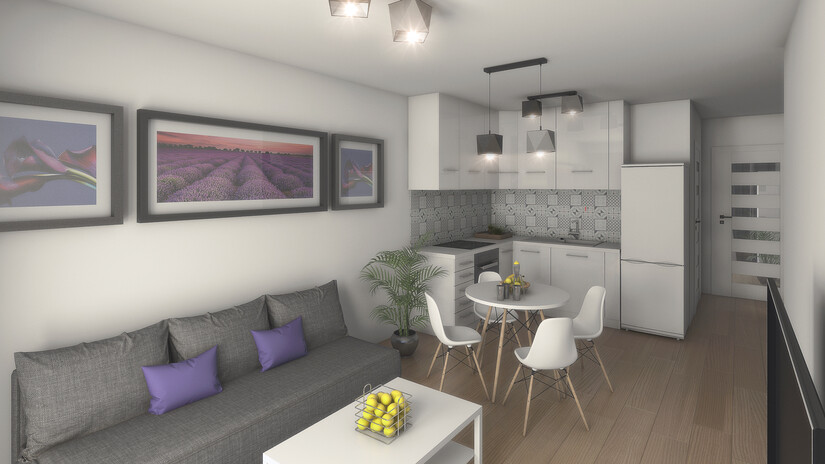 Mieszkanie dostosowane do Twoich potrzeb