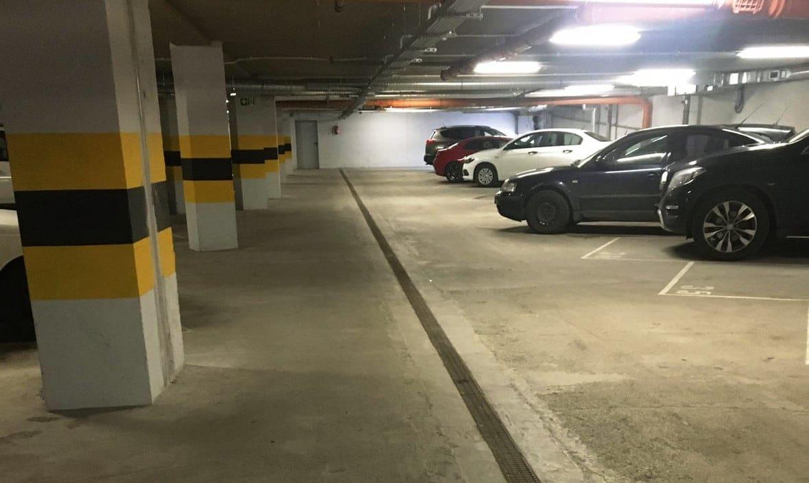 Miejsca parkingowe - Osada Zielona
