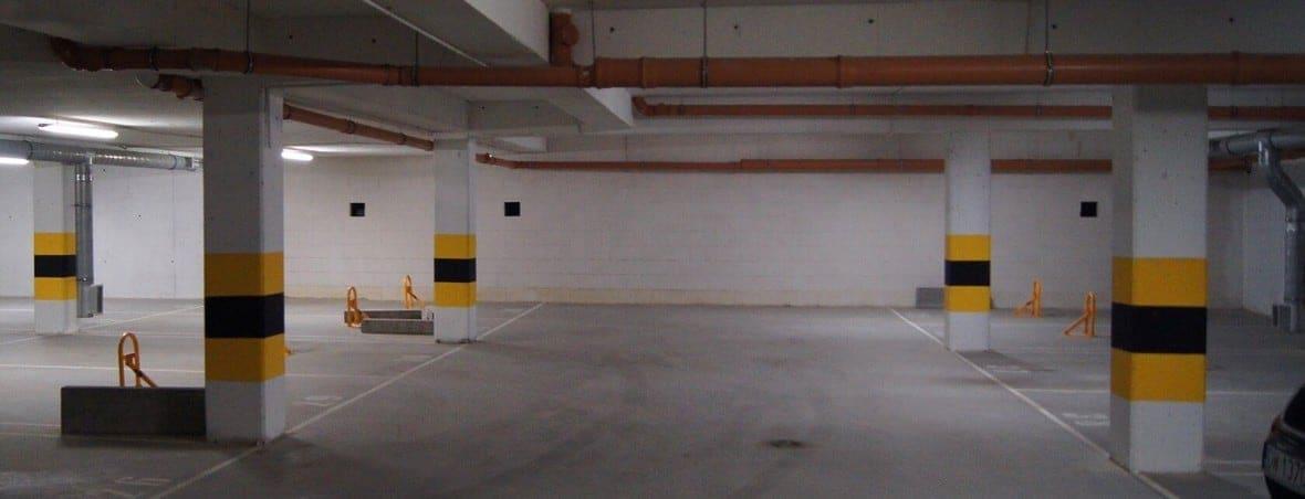 Promocja - Miejsca parkingowe - Osada Kolorowa